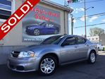 2013 Dodge Avenger SE, A\C, P.GROUP, FACTORY WARRANTY, LOADED! ONLY 8,700KM! $0 DOWN $115 BI-WEEKLY! in Ottawa, Ontario
