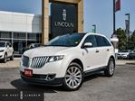 2015 Lincoln MKX PANORAMIC VISTA ROOF*NAVIGATION*LIMITED EDITION in Ottawa, Ontario