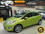 2011 Ford Fiesta SES**LEATHER**SUNROOF**ALLOYS** in Vaughan, Ontario