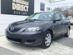 2006 Mazda MAZDA3 SEDAN 5 SPEED 2.0 L in Halifax, Nova Scotia