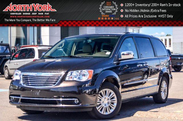 2015 chrysler town and country limited clean carproof leather back up cam blind spot cross. Black Bedroom Furniture Sets. Home Design Ideas