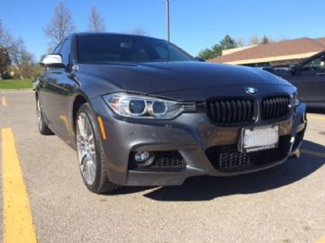 2015 bmw 3 series 335 xi m sport premium and convenience packages in. Black Bedroom Furniture Sets. Home Design Ideas
