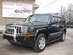 2006 Jeep Commander LTD, 5.7HIMI !! DVD/NAV/ROOF, 12M.WRTY $8990 in Ottawa, Ontario