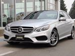 2015 Mercedes-Benz E-Class DEMO | E400 4MATIC | Intelligent Drive Package | Premium Package | Climate Comfort Front Seats | 18inch AMG Twin 5-Spoke Wheels in Kamloops, British Columbia