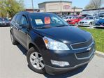 2010 Chevrolet Traverse AWD 8PSGR DUAL DVD in Scarborough, Ontario