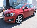 2012 Chevrolet Sonic LT  TOIT OUVRANT in Longueuil, Quebec