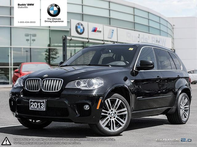 2013 bmw x5 xdrive50i black budds bmw oakville. Black Bedroom Furniture Sets. Home Design Ideas