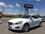 2012 Volvo S60 T5 A Level 2 ** VOLVO CERTIFIED PRE-OWNED SERIES * in Mississauga, Ontario