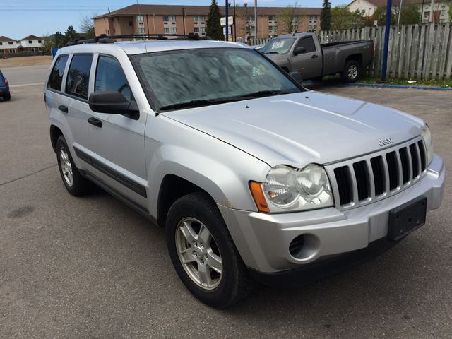 2005 jeep grand cherokee laredo oshawa ontario used car for sale. Black Bedroom Furniture Sets. Home Design Ideas