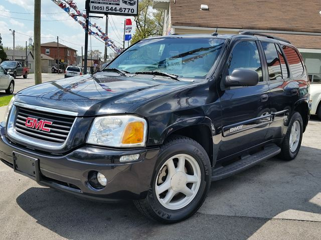 2004 gmc envoy sle black legends auto sales. Black Bedroom Furniture Sets. Home Design Ideas
