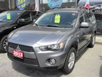 2013 Mitsubishi Outlander ES  *Very low kms* in Toronto, Ontario