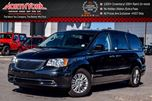 2015 Chrysler Town and Country Touring Leather Sunroof Driver Convenience Grp Dual Blu-ray/DVD Nav Back-up Cam in Thornhill, Ontario
