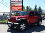 2007 Jeep Wrangler X UNLIMITED 4DR 4X4 in Ottawa, Ontario