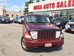 2008 Jeep Liberty 4WD AUTO SUNROOF NAVIGATION PW PL PM TOW PACKAGE S in Oakville, Ontario