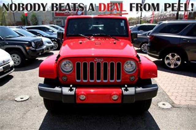 2016 Jeep Wrangler Unlimited Sahara Certified Amp E Tested