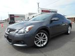 2012 Nissan Altima 3.5SR - 6SPD - 2 DR - LEATHER in Oakville, Ontario