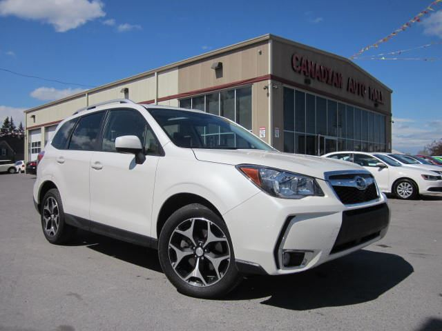 2015 subaru forester 2 0xt premium awd nav roof 36k stittsville ontario used car for sale. Black Bedroom Furniture Sets. Home Design Ideas