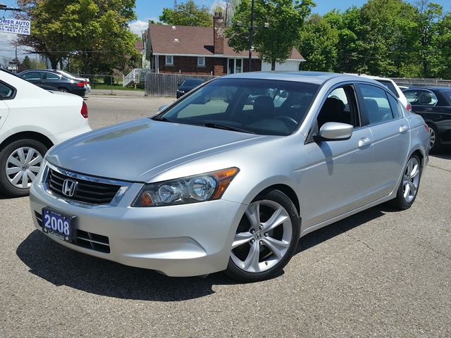 2008 honda accord rear wheel drive