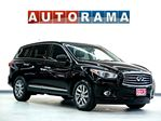 2013 Infiniti JX NAVIGATION BACK UP CAM LEATHER SUNROOF 7 PASSE in North York, Ontario