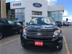 2014 Ford Explorer Limited  4W.D. NAVI LEATHER. in Bolton, Ontario