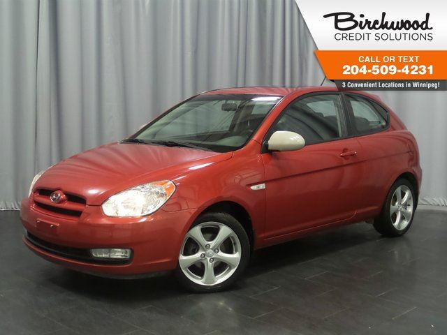 2007 hyundai accent gs winnipeg manitoba used car for. Black Bedroom Furniture Sets. Home Design Ideas