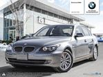 2010 BMW 5 Series 535i xDrive Executive Package! Local Car! in Winnipeg, Manitoba
