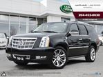 2012 Cadillac Escalade Platinum in Winnipeg, Manitoba