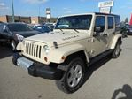 2011 Jeep Wrangler Unlimited Sahara in Regina, Saskatchewan