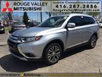2016 Mitsubishi Outlander SE, 7 PASSENGERS, ONLY 110 KM !!!0 down $88+tax in Scarborough, Ontario