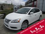 2014 Nissan Sentra S AUTO A/C in Longueuil, Quebec