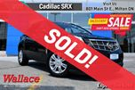 2011 Cadillac SRX BASE/HEATED SEATS/REAR VIEW CAM/18 WHEELS in Milton, Ontario