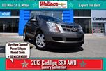 2012 Cadillac SRX LUXURY COLLECTION/AWD/DUAL MOONROOF/HEATED SEATS/P in Milton, Ontario