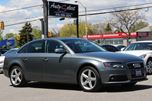 2012 Audi A4 AWD QUATTRO ONLY 69K! **CLEAN CARPROOF** LIGHTS PKG in Scarborough, Ontario