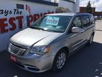 2015 Chrysler Town and Country Touring DVD PACKAGE, STO & GO, BACKUP CAMERA in Oshawa, Ontario