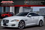 2014 Jaguar XJ Series XJ 4DR SDN PREM LUX AWD Frnt Seat Comfort Pkg. Pano_Sunroof Meridian Sound in Thornhill, Ontario