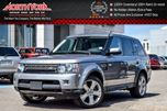 2013 Land Rover Range Rover Sport HSE LUX Pkg LOADED Pan Sunroof Must See! in Thornhill, Ontario