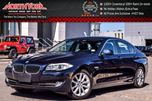 2012 BMW 5 Series 528i xDrive LOADED!Premium,Tech,cold weather,Conv PKGs Nav sunroof  in Thornhill, Ontario