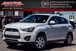 2013 Mitsubishi RVR ES  Clean CarProof ManualTow Hitch Pwr Wdws Keyless Entry Perfect Commuter  in Thornhill, Ontario