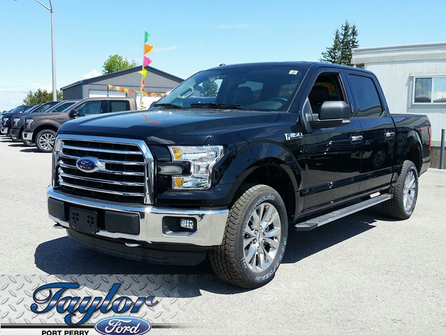 2016 ford f 150 xlt brand new full warranty port perry ontario used car for sale 2703665. Black Bedroom Furniture Sets. Home Design Ideas