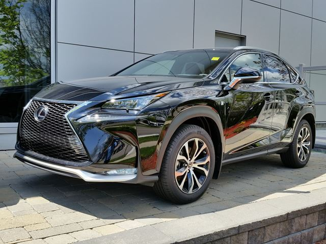 2016 lexus nx 200t black erin park lexus new car. Black Bedroom Furniture Sets. Home Design Ideas