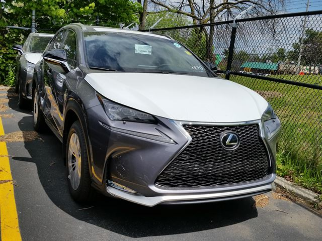2016 lexus nx 200t grey erin park lexus new car. Black Bedroom Furniture Sets. Home Design Ideas