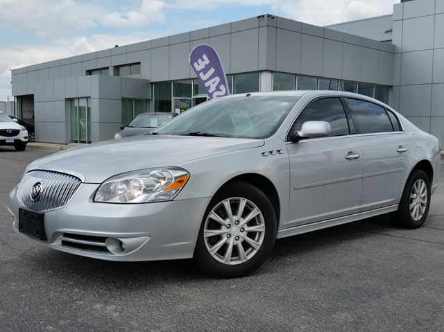 2011 buick lucerne cx brantford ontario car for sale 2486274. Black Bedroom Furniture Sets. Home Design Ideas