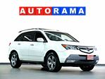 2008 Acura MDX ELITE PKG NAVIGATION BACK UP CAM LEATHER SUNROOF AWD in North York, Ontario