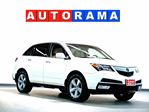 2011 Acura MDX TECH PKG NAVIGATION BACK UP CAM LEATHER SUNROOF 7 PASSENGER in North York, Ontario