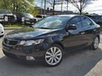 2011 Kia Forte SX Luxury in Mississauga, Ontario