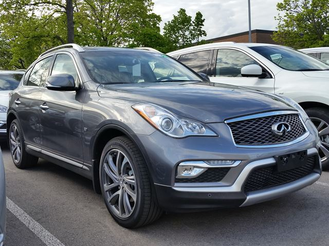 2016 Infiniti QX50 Journey AWD Asgard Grey  WOODCHESTER NISSAN AND