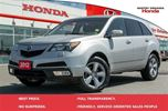2012 Acura MDX SH-AWD (A6) in Whitby, Ontario