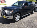 2013 Ford F-150 Lariat, Crew Cab, Automatic, Navigation, Back Up C in Burlington, Ontario