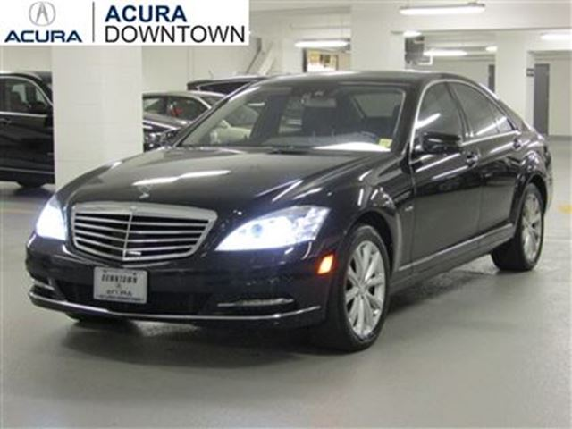 2012 mercedes benz s class s550 4matic no accident night for Downtown mercedes benz