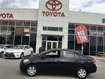2012 Toyota Yaris 4-Door LOW LOW KM'S in Burlington, Ontario